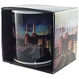 Pink Floyd - Rock Band Tasse Geschenktasse (Animals) toll und stabil verpackt in einer Geschenkbox