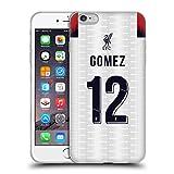 Head Case Designs Ufficiale Liverpool Football Club Joe Gomez 2019/20 Giocatori Away Kit Gruppo 2 Cover in Morbido Gel Compatibile con iPhone 6 Plus/iPhone 6s Plus
