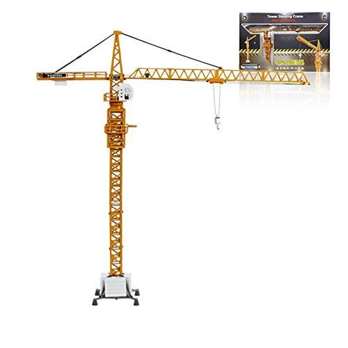 Juguetes para Bebés FEI Tower Crane 1:50 Grúa torre de aleación mod