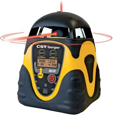 CST - Nivel laser giratorio