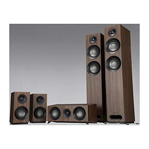 41GeioqesHL. SS500  - Jamo S 807 HCS Home Cinema System, Brown