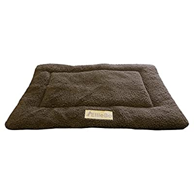 Ellie-Bo Sherpa Fleece Mat Beds in 3 colours and 5 sizes by Ellie-Bo