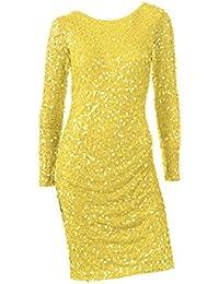 bb965d7baa24 Suchergebnis auf Amazon.de für  Ashley Brooke - Gelb  Bekleidung