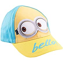 new concept 666e8 c77ff Amazon.it: Minions Minion Cappello di