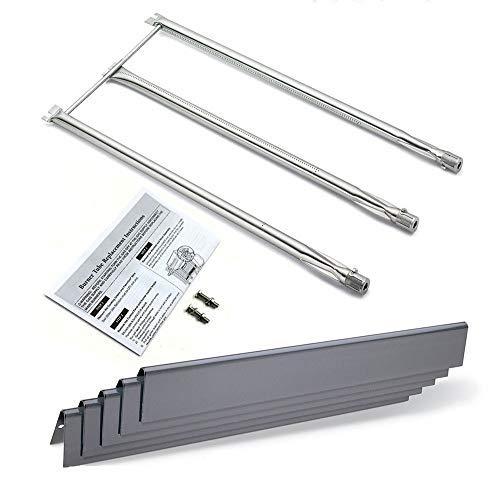 Bar. b.q.s für Weber Spirit 300 Serie bis 2012, Spirit 700, Genesis Silver, Gold, Platinum, 900, (Porzellan Reparaturset) -