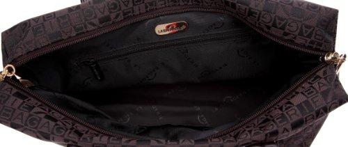 La Bagagerie Bag.Xlb, Damen Handtasche Braun