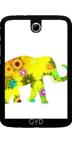 case-for-samsung-galaxy-note-8-n5100-colorful-elephant-mammal-style-by-wonderfuldreampicture