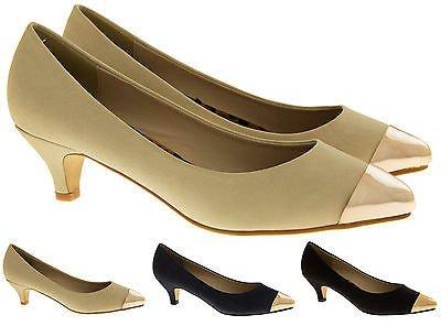 Sabatine 31526 Faux Cuir Talon Bas Chaussures Formelles Femmes