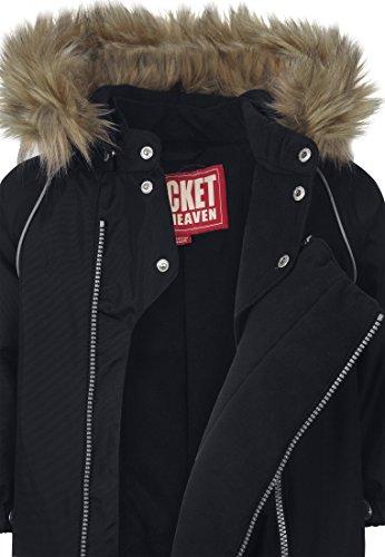 Ticket To Heaven Unisex Sportswear-Set Schneeanzug Baggie m. Abnehmbarer Kapuze, Blau (Total Eclipse 3000), 92 - 3