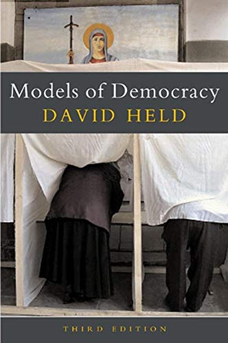 Models of Democracy por David Held