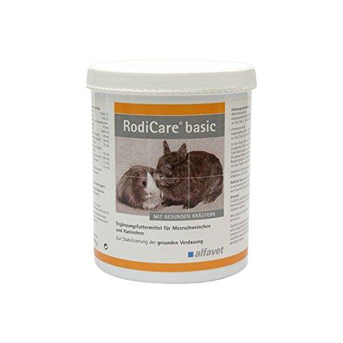 alfavet Tierarzneimittel RodiCare basic für Meerschweinchen und Kaninchen (Misc.)