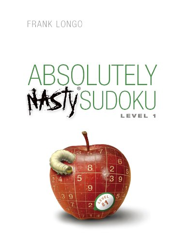 Absolutely Nasty (R) Sudoku Level 1 (Official Mensa Puzzle Book)
