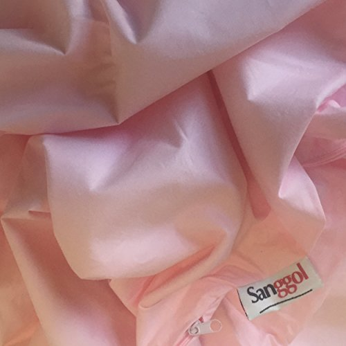 Sanggol Schwangerschaftkissen Fall, Kissenbezug, Mutterschaftkissen Fall, Ohwens U-förmige Körper Kissen Fall - für Schwangere Frauen (Kissenbezug XL, Kissenbezug XL U - Baby Rosa) - Körper Kissen Kissenbezug