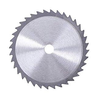 ZhuJinSheng Disco de corte de 85 mm, 36 dientes, hoja de sierra circular de carburo, disco de rueda para corte de carpintería, herramienta eléctrica de montaje
