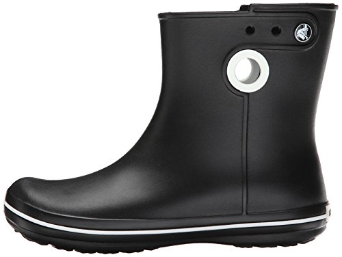 crocs Jaunt Shorty Boot Women, Damen Gummistiefel, Blau (Navy), 42/43 EU