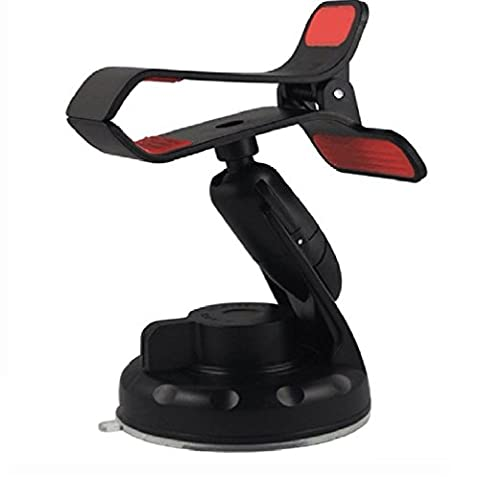 Fone-Case (Claw Noir) Panasonic Eluga Tapp Voiture de téléphone cellulaire mobile PARE-BRISE PLANCHE DE BORD arceau porte de montage