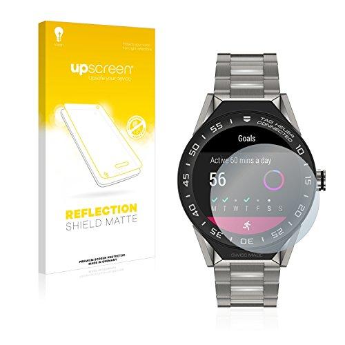 upscreen Matt Schutzfolie für TAG Heuer Connected Modular 45 - Entspiegelt, Anti-Reflex, Anti-Fingerprint