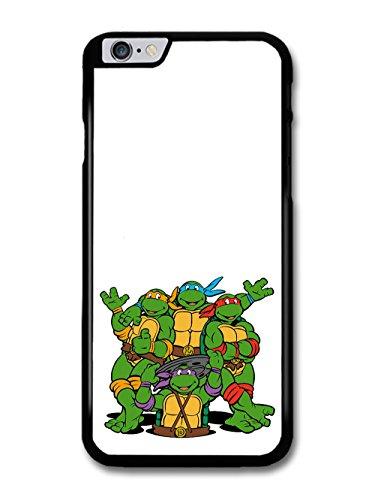 Micro Gorilla Ninja Turtles Cartoon Illustration Waving Hands hülle für iPhone 6 Plus 6S Plus