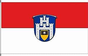 Kleinfahne Staufenberg - 20 x 30cm - Flagge und Fahne