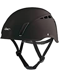 Casco de escalada Beal modelo Mercury Group unisex para adultos, de color negro