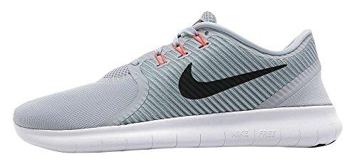 Nike Free Rn Cmtr, Chaussures de Running Entrainement Homme, Gris/Noir Gris (Wolf Grau/black-total Crimson-cool Grau)