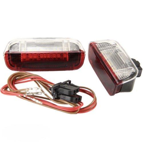 phil trade LED Türwarnleuchte Einstiegsbeleuchtung Pfützenlicht Türleuchte (7408)