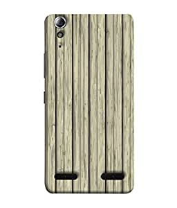 Fuson Designer Back Case Cover for Lenovo A6000 :: Lenovo A6000 Plus :: Lenovo A6000+ (Wood Lakadi Antique Fashion Beer Dark Grey )