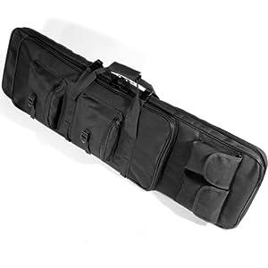 "Protec 39"" black rifle shotgun bag from Protec"