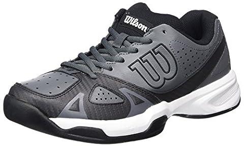 Wilson Wrs322290, Men's Tennis Shoes, Multi-Colored (Iron Gate/Black/White), 7 UK