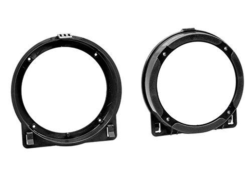 Lautsprecher Einbauset Ringe Adapter für Honda Civic 2001-2006 130mm Türen vorne