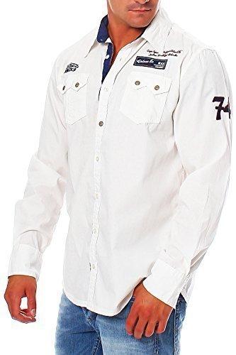 Preisvergleich Produktbild M.O.D Herren Hemd Langarm MS620 (S)