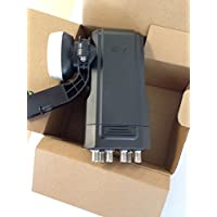 electrosmart Moulded Rubber Boot x 5 for Weather Proofing F Connectors on Satellite Dish LNB etc