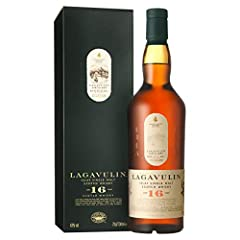 Idea Regalo - Lagavulin 16 Anni Single Malt Whisky - 700 ml