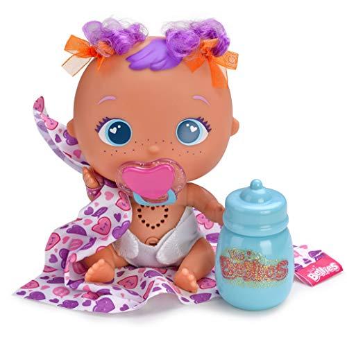 The Bellies Juguete Muak muñeco Interactivo para niñas de 3 a 8 años (Famosa 700014564)