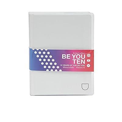 Be-U Ten Diario Agenda Edizione Speciale, Formato Standard, Collezione 2018/19, Bianco by Giochi Preziosi