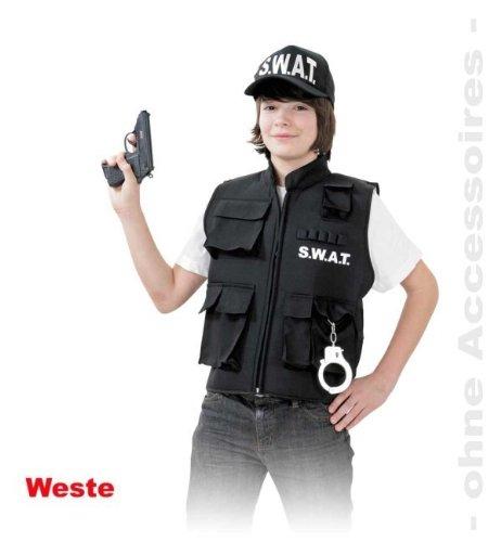 Preisvergleich Produktbild Weste Kinder SWAT Größe 140 - Fries & Söhne
