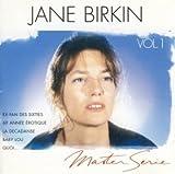 Master Serie : Jane Birkin Vol. 1 - Edition remasterisée avec livret