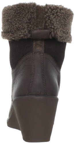 Ecco ADORA 232563, Chaussures montantes femme Marron (Marron-TR-H5-393)