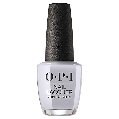 OPI Nail Lacquer Nagellack, Always bare for you Sheer Collection, 15 ml,NLSH5 - Engage-meant to Be - Nagellack Grau Gel Opi