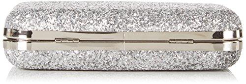 Bulaggi - Dali Box, Sacchetto Donna Argento (Silver)