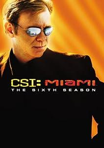 Csi: Miami - Sixth Season [DVD] [Region 1] [US Import] [NTSC]