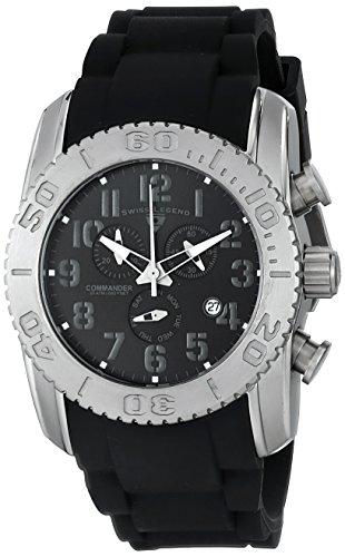 Swiss Legend Reloj Commander SL-11876-TI-01-GRYA