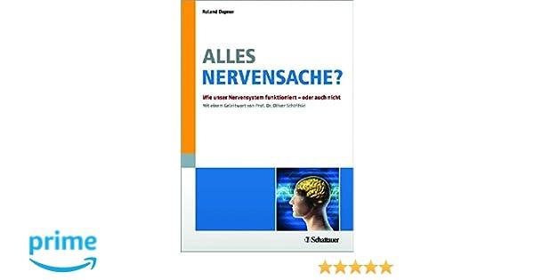 Alles Nervensache? Wie unser Nervensystem funktioniert - oder auch ...