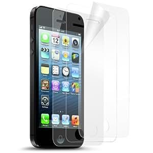 [3-Pack] Anker? iPhone 5S / iPhone 5C / iPhone 5 Ultra Clear Schutzfolie Displayschutz Screen Protector - Clear Klar - Beste Qualit?t aus Japanischem PET Material