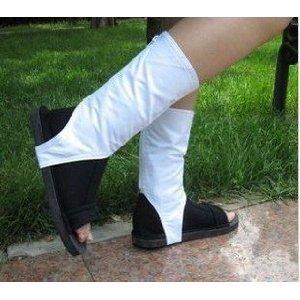 Cosplay shoes NARUTO - Naruto - Akatsuki ninja shoes costume boots M size 24.5 ~ 25.5cm