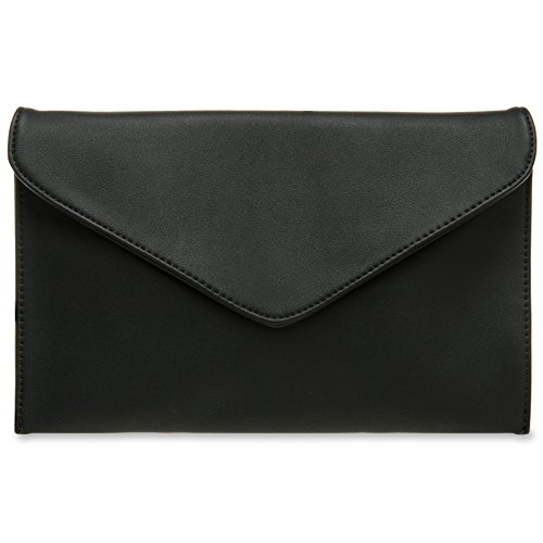 CASPAR TA310 Damen Envelope Clutch