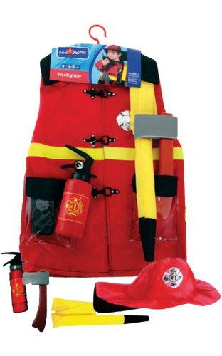 Dress up america pompiere rol e gioca dressup set pompiere role gioca dressup set