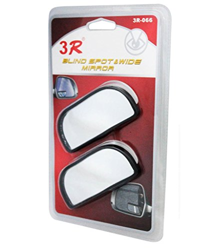 A&A Automobile 3R Wide Rectangle Car Blind Spot Side Rear View Mirror for Maruti Wagon R  available at amazon for Rs.399
