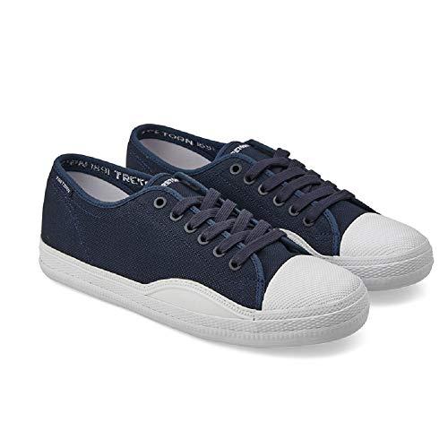 Tretorn Racket, Blau - Marineblau - Größe: 41 EU - Schuhe Tretorn