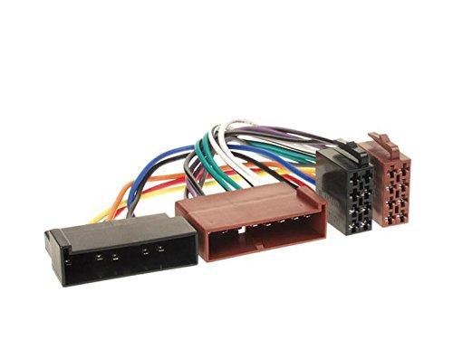 Preisvergleich Produktbild ACV 1114-02 Radioanschlusskabel für Ford / Jaguar / Lincoln / Mercury / Nissan / Mazda